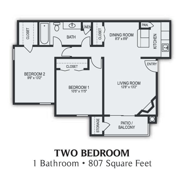 2 Bedroom Apartments Joplin Missouri